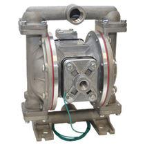 溶剂泵 / 用于油漆 / 风动式 / 双层膜式