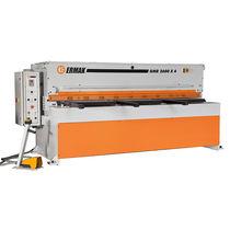 机械剪板机 / 用于金属板 / 截流器
