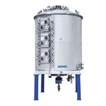 真空干燥机 / 连续 / 用于散装产品