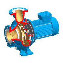 废水泵 / 用于清水 / 电动 / 离心