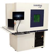 脉冲光纤激光标记系统 / 自动 / 电脑控制 / 工业