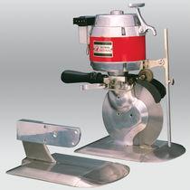 纵切机切割机 / 橡胶 / 用于织物 / 旋转刀