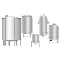 液体贮液罐 / 存储 / 混合 / 缓冲