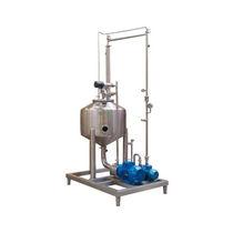 工艺流程抽气机 / 用于食品工业