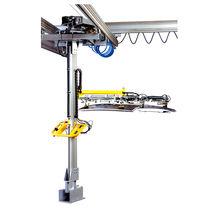 气动式机械手 / 电动 / 配有电动葫芦 / 吸盘式