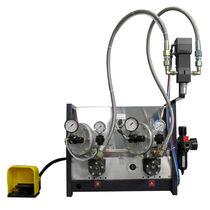 双组分定量分配机 / 低粘滞度液体 / 中等粘稠度液体 / 树脂