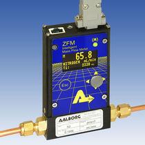 热量流量计 / 质量 / 用于气体 / 可编程