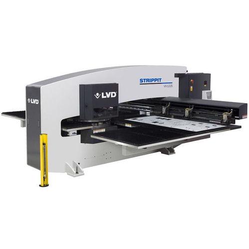 自动冲床 / CNC数控 / 液压 / 电动 STRIPPIT VX series LVD