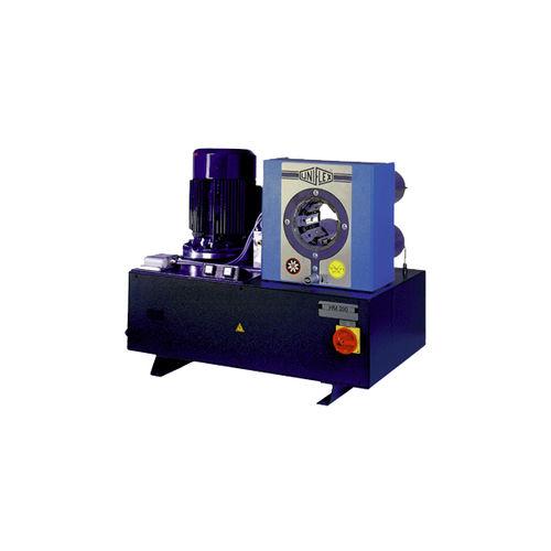 软管扣压机 / 半自动 / 电动液压 HM 200 series UNIFLEX