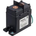 直流机电式继电器 / 高电压 / 紧凑型