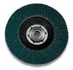 精加工百叶轮 / 用于不锈钢 546D 3M Manufacturing And Industry Abrasives