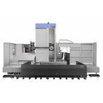 CNC数控镗铣床 / 卧式 / 4轴 / 高精度