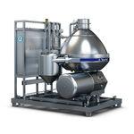 离心分离器 / 牛奶 / 用于食品工业 / 立式